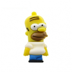 Clé USB Homer Simpson originale 16Go
