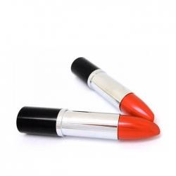Clé USB fantaisie rouge à lèvre girly