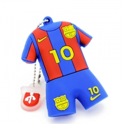 Clé USB maillot football Messi Barcelone 32go