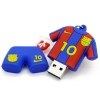 Clé USB maillot football Messi Barcelone