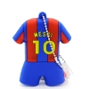 Cle USB maillot football Messi Barcelone