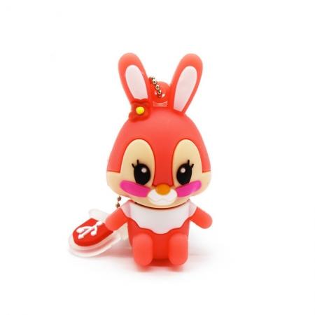 Clé USB animal lapin