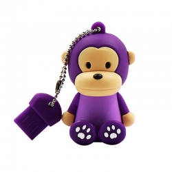 Clé USB animal singe