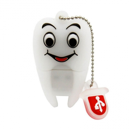 Clé USB dent