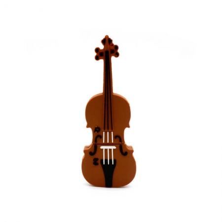Clé USB violon instrument musique