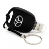 Clé USB toyota voiture