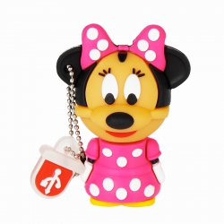 Clé USB Minnie mouse - 8go