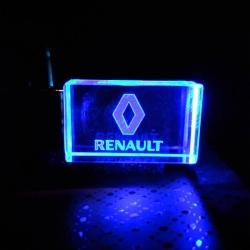 Clé USB Renault lumiere