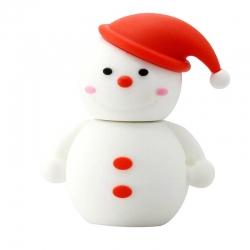Clé USB Bonhomme de Neige Noël