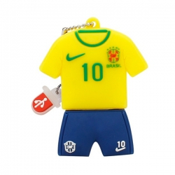 Clé USB maillot football Brésil originale 32go